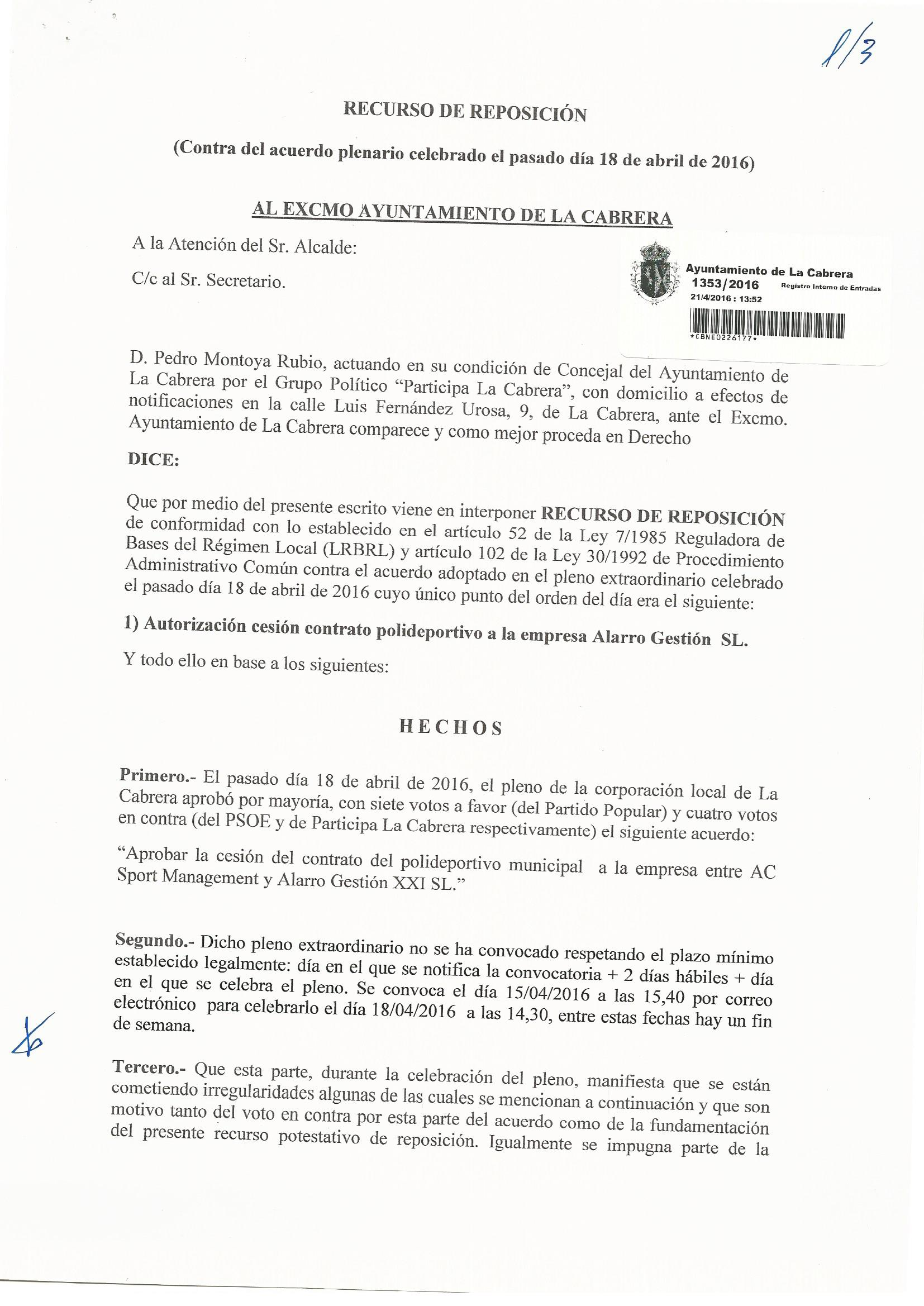 documento impugnacion 1